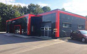 Autohaus in Mittweida